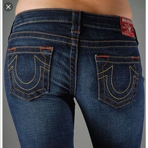 💋True religion Stella skinny jeans cute!!💋
